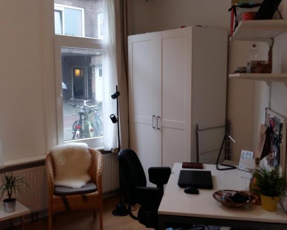 Kamer aan Caspar Fagelstraat in Delft