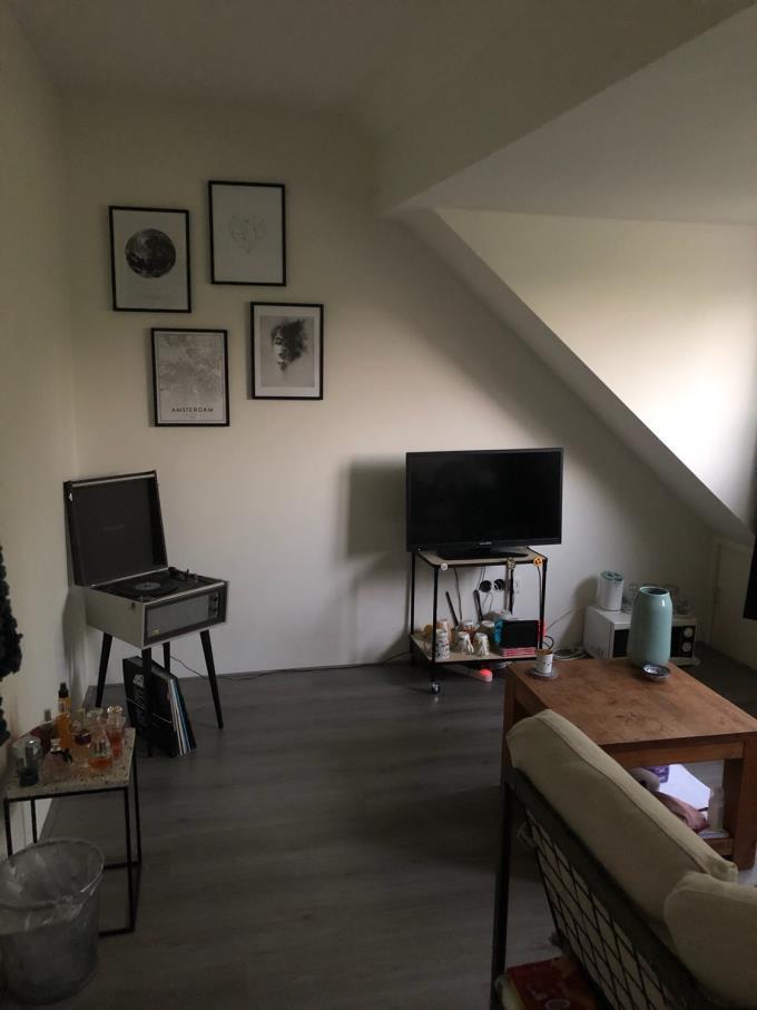 Kamer aan Marienpoelstraat in Leiden