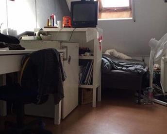 Kamer in Breda, Tramsingel op Kamernet.nl: kamer aan de gracht in Breda