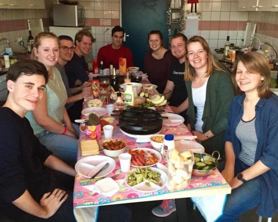 Kamer aan Vrijheidslaan in Leiden