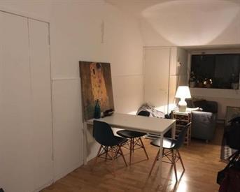 Kamer in Hilversum, Achterom op Kamernet.nl: Ruime kamer in Hilversum centrum