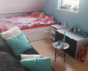 Kamer in Enschede, Gronausevoetpad op Kamernet.nl: Onderhuurder gezocht in gezellig huis
