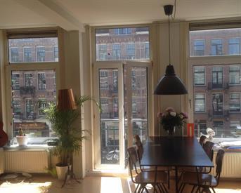 Kamer in Amsterdam, Ceintuurbaan op Kamernet.nl: Appartement in de Pijp 2 weken