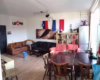 Kamer in Delft, Pootstraat op Kamernet.nl: GEZOCHT Onderhuurder Dec- Feb