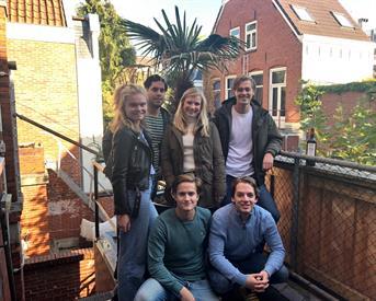 Kamer in Groningen, Herebinnensingel op Kamernet.nl: Huize HBS zoekt nieuwe huisgenoot!