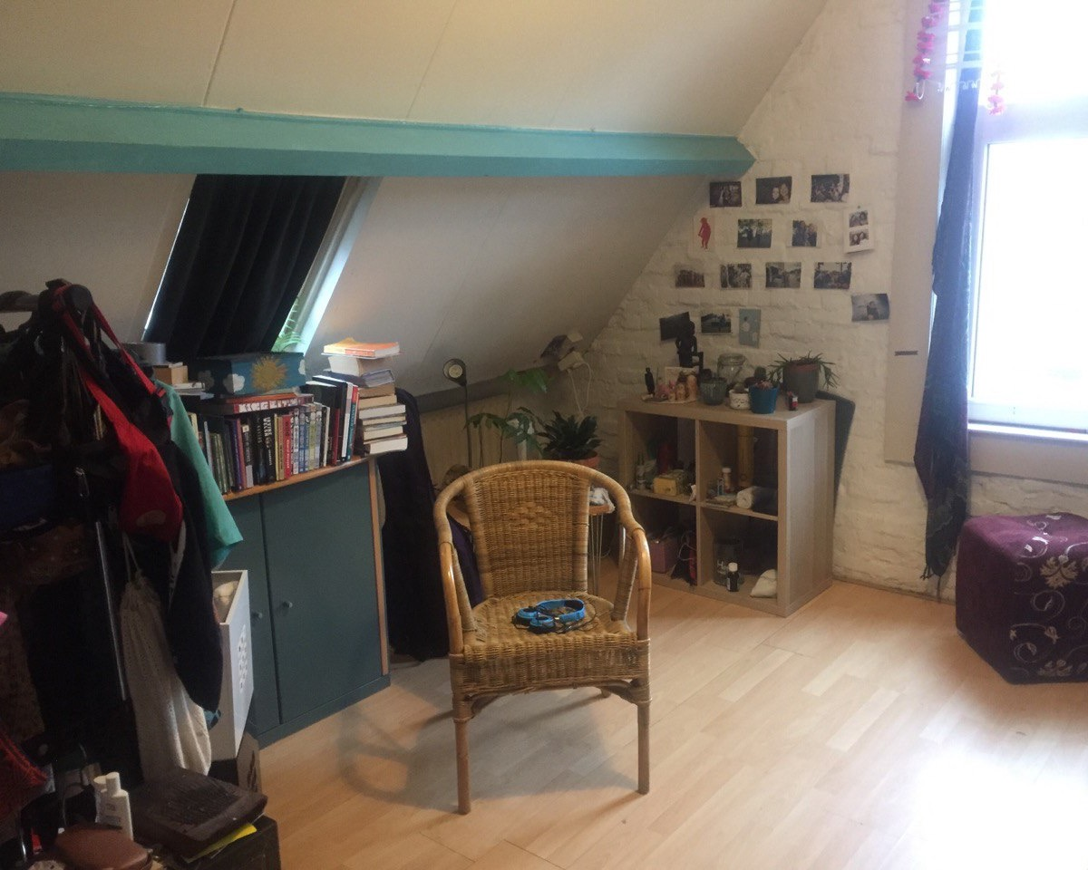Kamer te huur in de Zestienhovenstraat in Rotterdam
