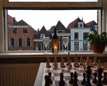 Kamer in Delft, Smitsteeg op Kamernet.nl: Onderhuur in gezellig huis in hartje Delft
