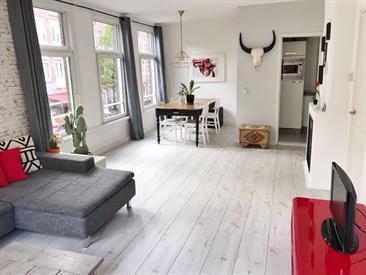 Kamer in Amsterdam, Van Beuningenstraat op Kamernet.nl: Great, spacious apartment for rent Staatsliedenbuurt