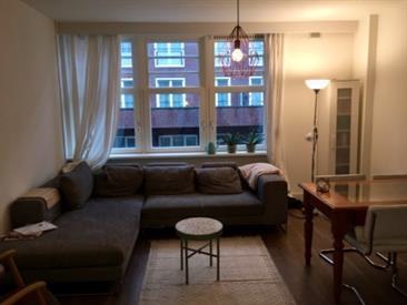Kamer in Amsterdam, Lodewijk Boisotstraat op Kamernet.nl: Kamer in mooi appartement in De Baarsjes