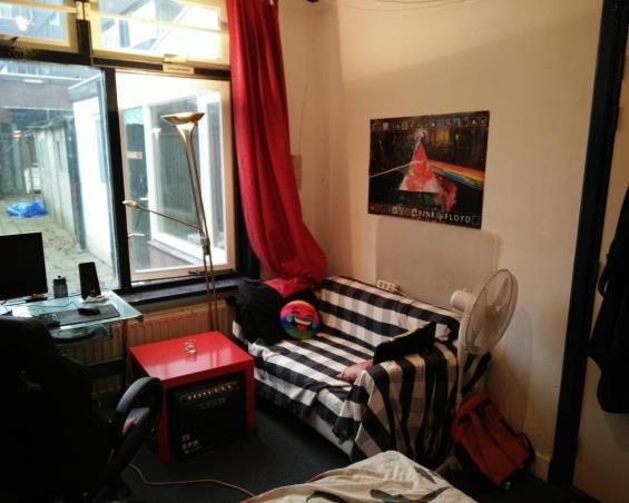 Kamer aan Christinastraat in Eindhoven