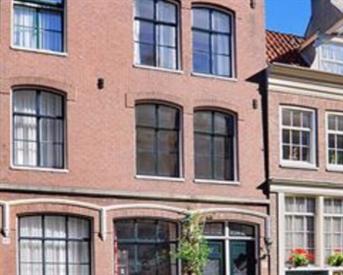 Kamer aan Kerkstraat in Amsterdam