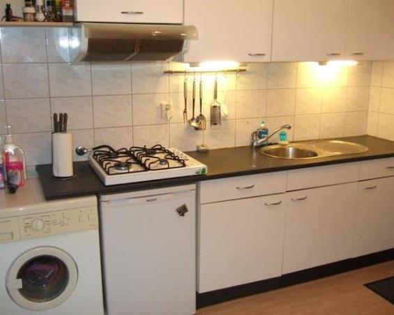 Apartment at Wilhelminapark in Tilburg