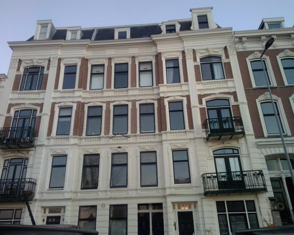 Kamer te huur aan de Maaskade in Rotterdam
