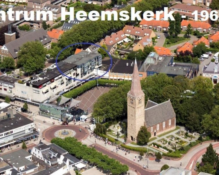 Kamer aan Kerklaan in Heemskerk