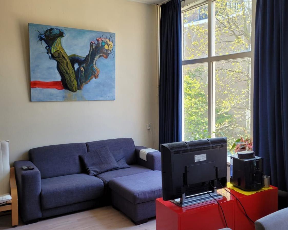 Kamer te huur in de Groot Hertoginnelaan in Den Haag