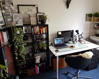 Kamer in Leeuwarden, 3e Vegelindwarsstraat op Kamernet.nl: leuke gemeubileerde kamer