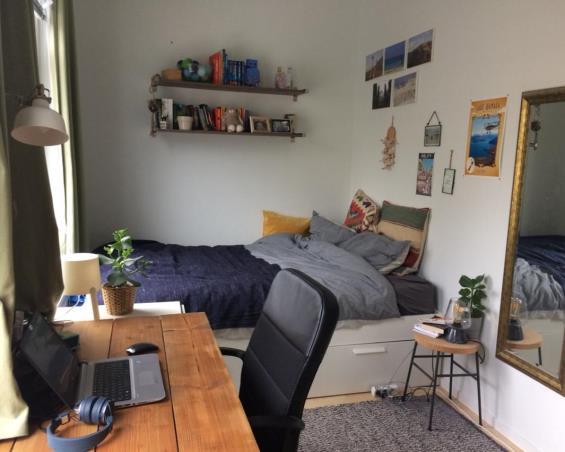 Kamer aan Delfgauwseweg in Delft