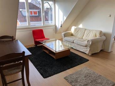 Kamer in Maastricht, Zakstraat op Kamernet.nl: Grote zolderkamer op de 3e verdieping