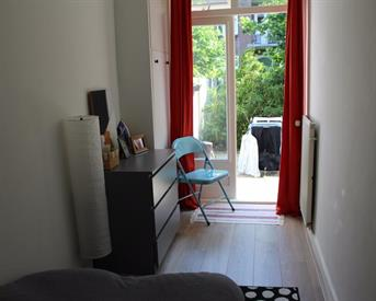 Kamer in Amsterdam, Kuinderstraat op Kamernet.nl: A Room Available In a Nice House With A Garden