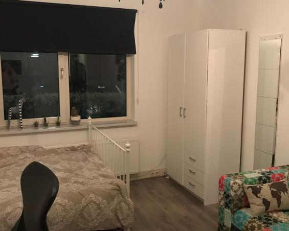 Kamer aan Haarweg in Wageningen