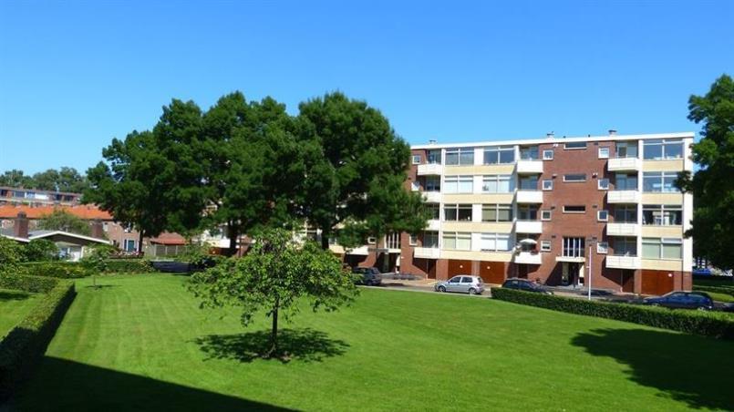 Apartment at Jan van Goyenstraat in Almelo