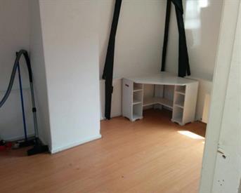 Kamer in Groningen, Hoekstraat op Kamernet.nl: Ruime kamer