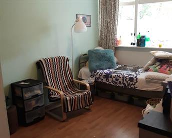 Kamer in Ede, Anna van Burenlaan op Kamernet.nl: Kamer in Christelijk studentenhuis