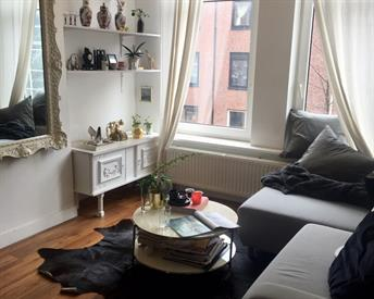 Kamer in Rotterdam, Snellinckstraat op Kamernet.nl: Herenhuis appartement in het centrum