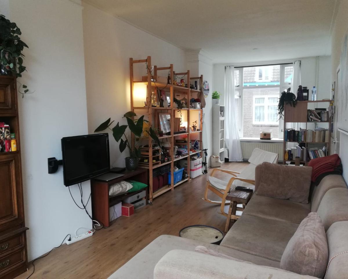 Kamer te huur in de Potgieterstraat in Utrecht