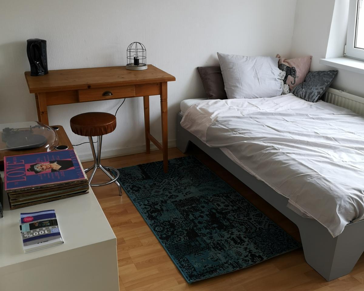 Kamer te huur in de Frederik van Eedenstraat in Tilburg