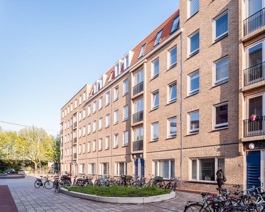 Kamer te huur in de Wichersstraat in Amsterdam
