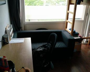 Kamer in Enschede, Antwerpenstraat op Kamernet.nl: Kamer appartement 230eu/12m2 Boswinkel