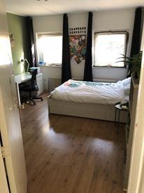 Kamer in Leeuwarden, Wollegaast op Kamernet.nl: Grote kamer in gezellig studentenhuis!