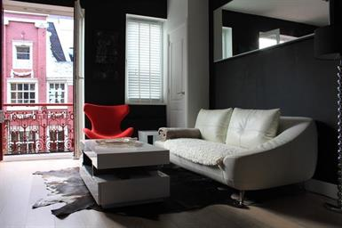 Kamer in Amsterdam, Reguliersdwarsstraat op Kamernet.nl: Apartment in Reguliersdwarsstraat