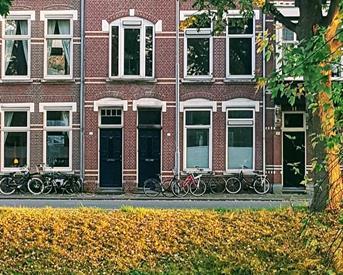 Kamer in Breda, Wilhelminasingel op Kamernet.nl: Mooie kamer met eigen terras op toplocatie