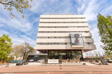 Kamer in Dordrecht, Burgemeester de Raadtsingel op Kamernet.nl: Studio op eerste verdieping