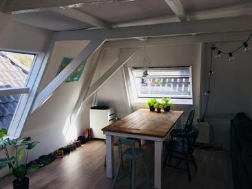 Kamer in Groningen, Verlengde Nieuwstraat op Kamernet.nl: Appartement (60m2) Oosterpoortbuurt per 1-11