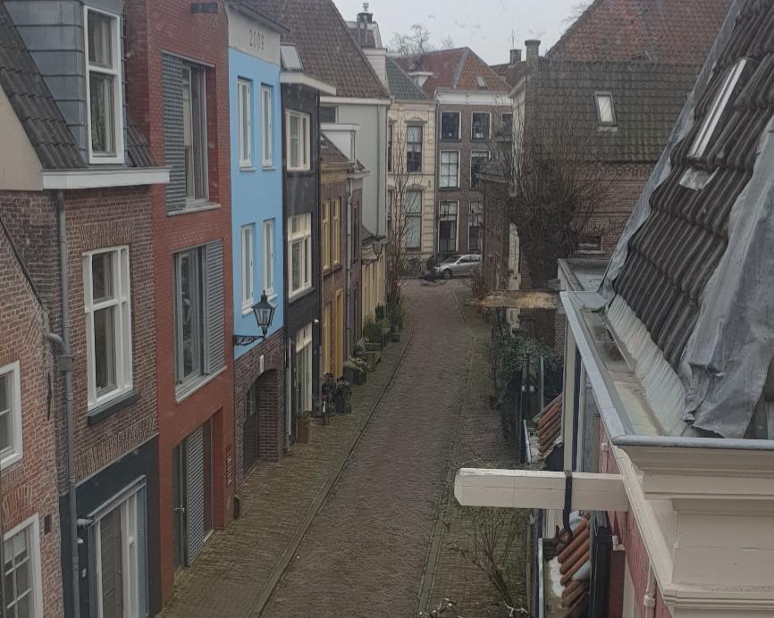 Kamer te huur in de Kromme Jak in Zwolle