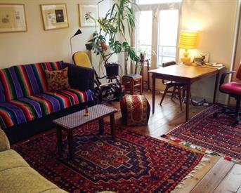Kamer in Amsterdam, Haarlemmermeerstraat op Kamernet.nl: great apartment next to Vondel park