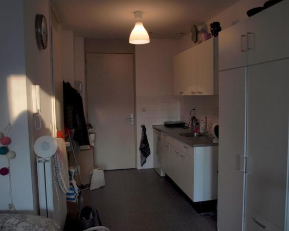 Studio aan Rontgenweg in Delft