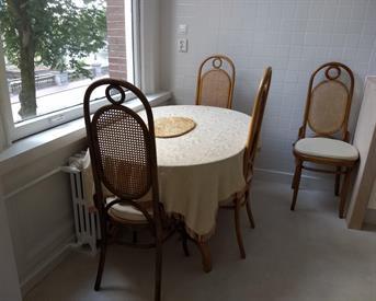 Kamer in Amsterdam, Sarphatistraat op Kamernet.nl: Te huur prachtig appartement