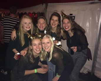 Kamer in Enschede, De Klomp op Kamernet.nl: Huize Basta