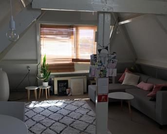 Kamer in Den Haag, Witte de Withstraat op Kamernet.nl: Leuke studio Zeeheldenkwartier