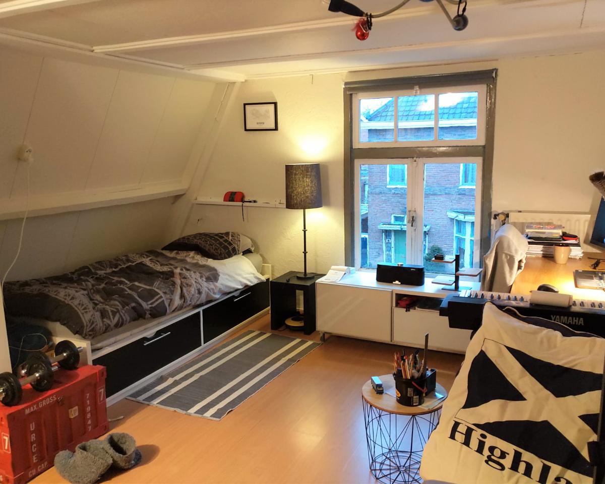 Kamer te huur in de Leliestraat in Enschede
