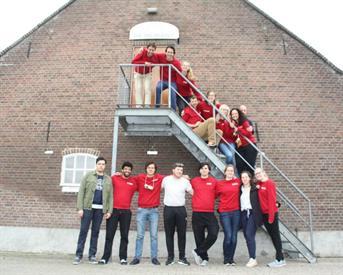 Kamer in Leiden, Flanorpad op Kamernet.nl: Huize 6e hemel gaat hospiteren