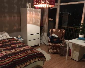 Kamer in Utrecht, Moezeldreef op Kamernet.nl: Tijdelijke gemeubileerde kamer!