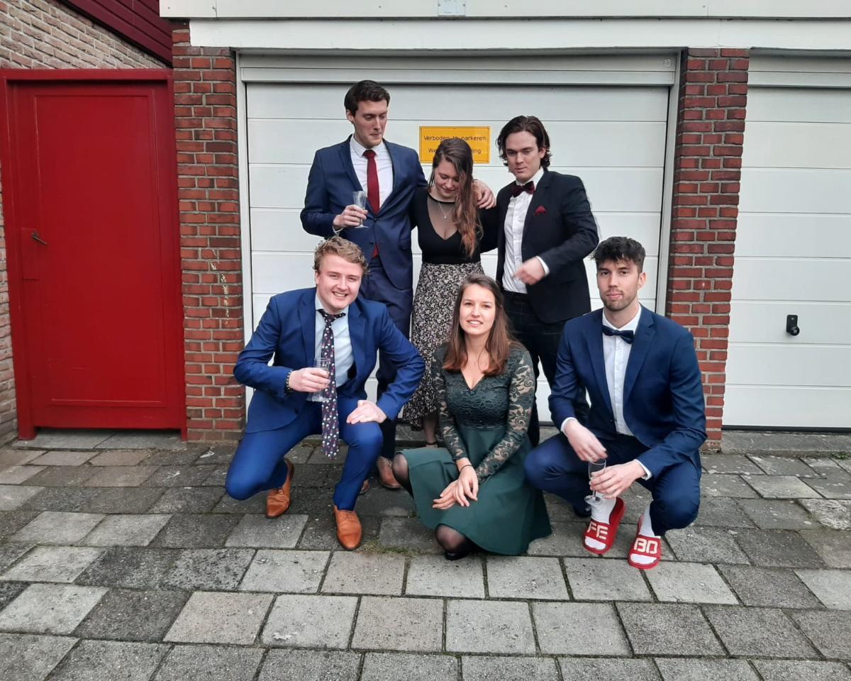 Kamer te huur aan de Borstelweg in Enschede