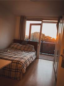 Kamer in Amsterdam, Veldzicht op Kamernet.nl: gemeubileerde kamer te huur in Amsterdam!