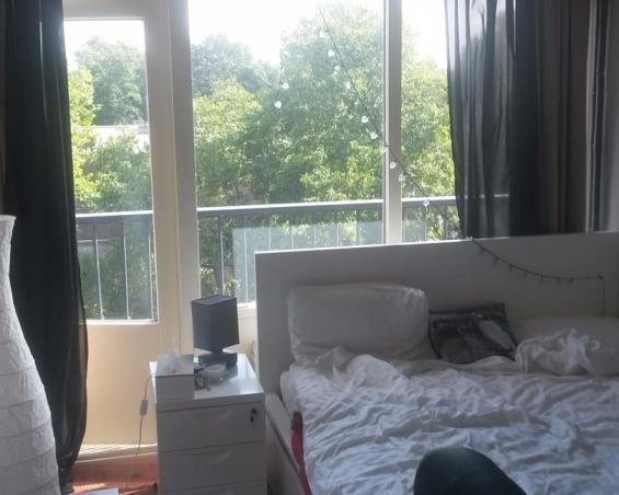 Kamer aan Meerpaal in Groningen