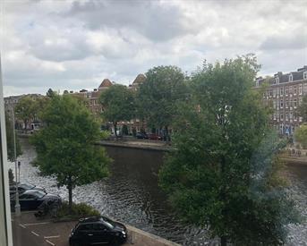Kamer in Amsterdam, Baarsjesweg op Kamernet.nl: 2- kamerappartement in Oud-West/ De Baartjes
